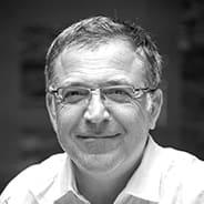 Salvador Nunez, directeur de la Maîtrise d'Ouvrage ESCOTA