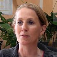Sophie Ogier, conductrice d'Opérations.